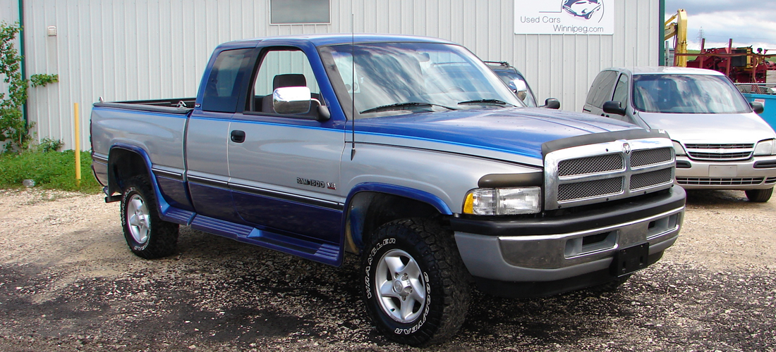 used 1997 dodge ram 4x4 truck for sale in winnipeg. Black Bedroom Furniture Sets. Home Design Ideas