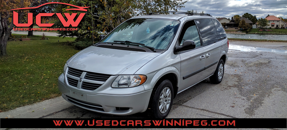 Used Cars For Sale In Winnipeg >> 2006 Dodge Caravan