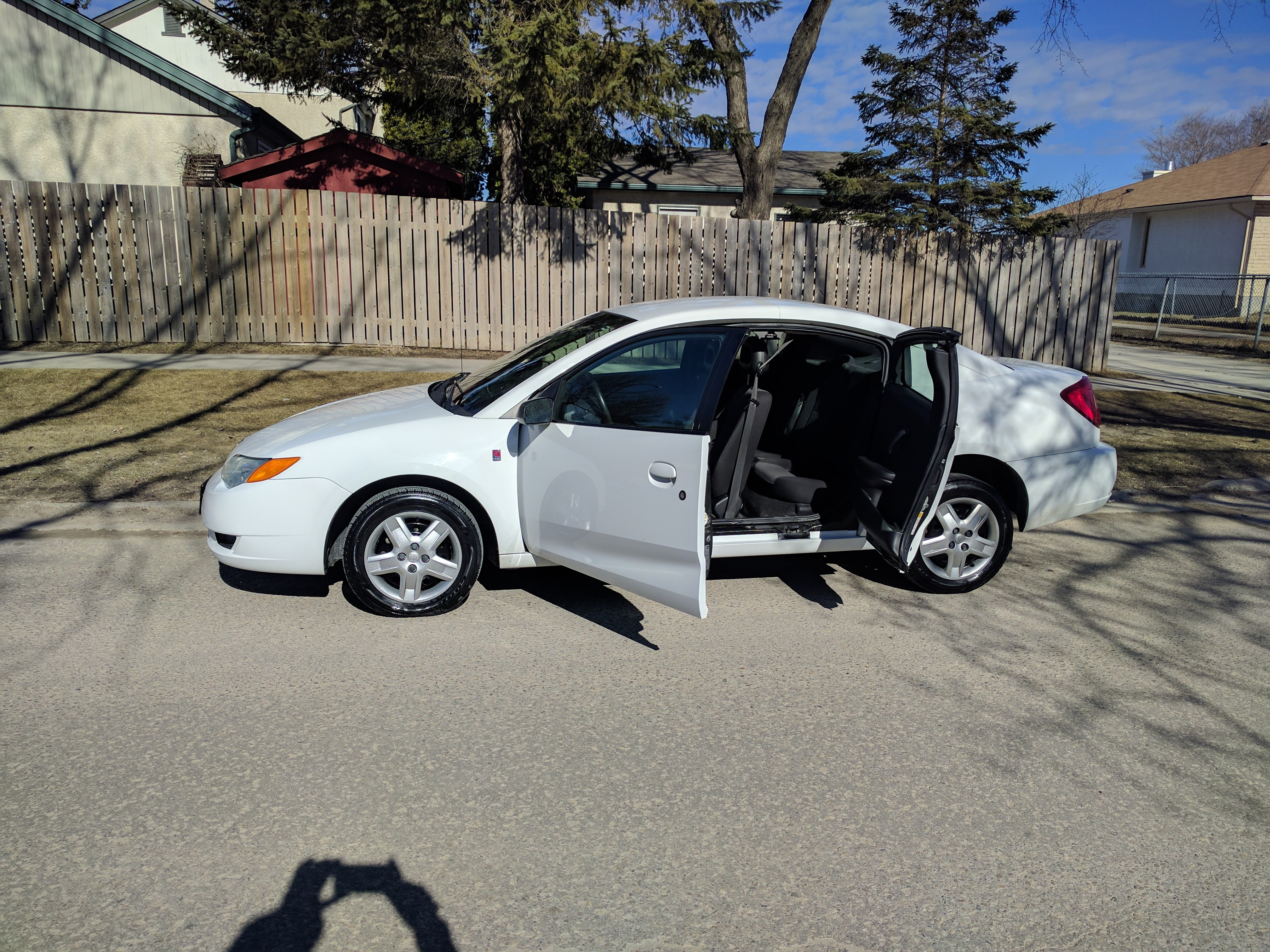2007 Saturn Ion Used Cars Winnipeg